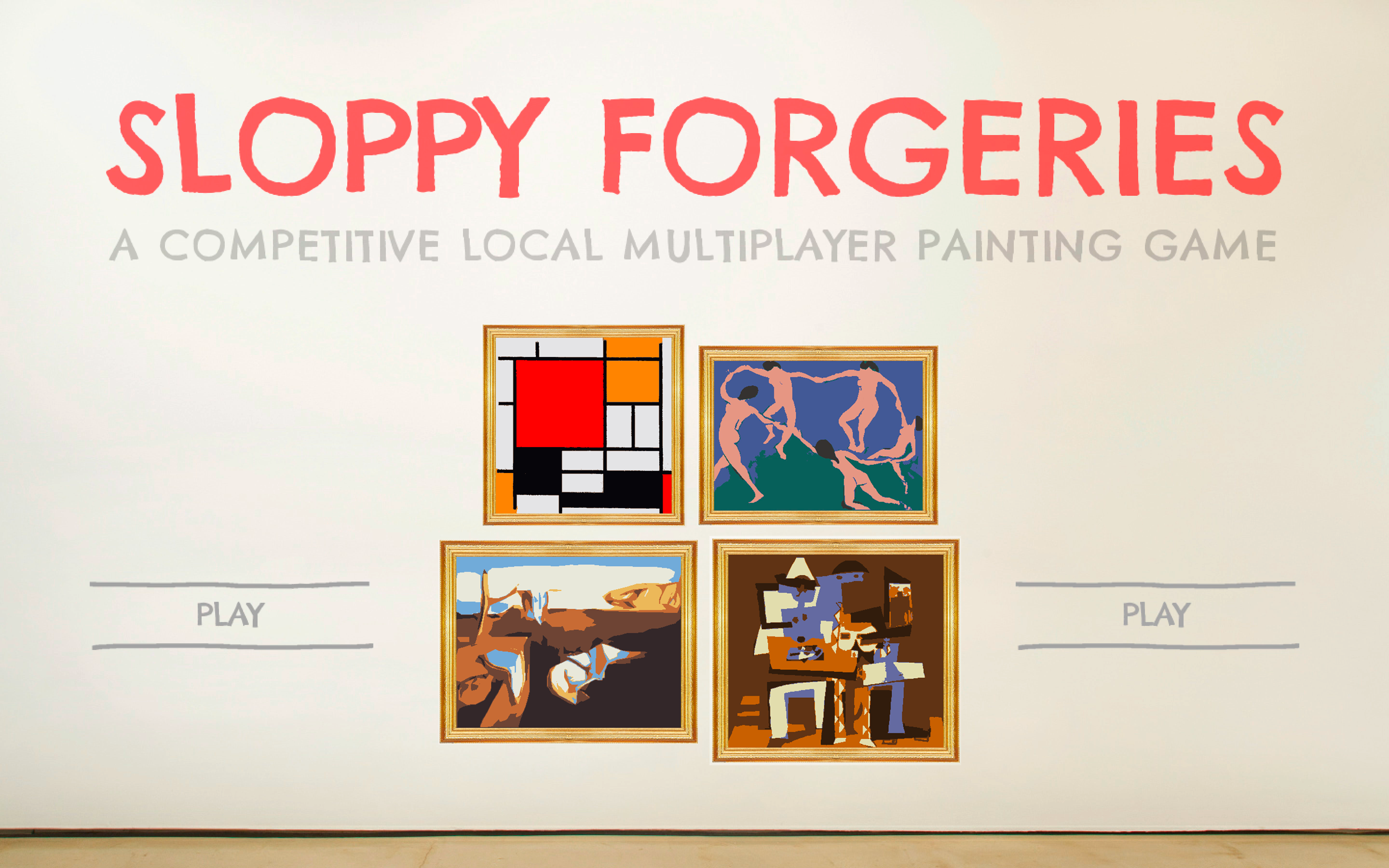 Sloppy Forgeries